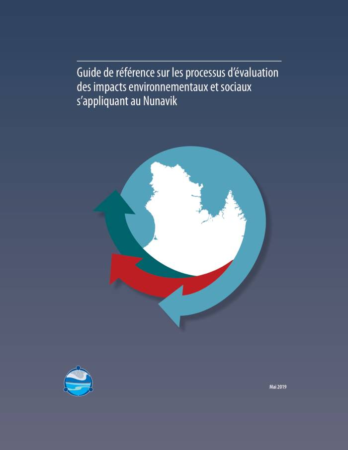 Guide de référence sur les processus d'évaluation des impacts environnementaux et sociaux s'appliquant au Nunavik